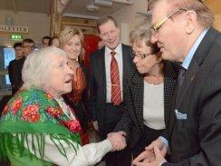 Allan och Birgitta gav oss den puff framåt som behövdes för att vi skulle komma vidare Foto: Marianne Berglund