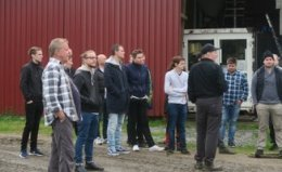Kockar från Stockholm i samarbete med Martin & Servera på studiebesök