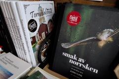 Böcker skrivna av lokala matkreatörer och inspiratörer